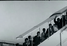 Team India in 1971 on their way to Jamaica via New York | YouTube screen grab
