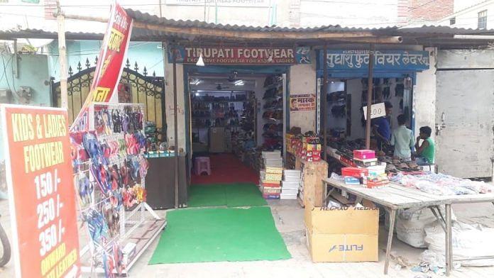 KDA market in Kanpur