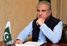 Pakistan Foreign Minister Shah Mahmood Qureshi, seen here in a file photo, visited the US last week | Twitter | @SMQureshiPTI