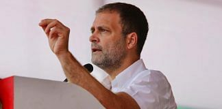 File photo of Congress leader Rahul Gandhi   Twitter @INCIndia