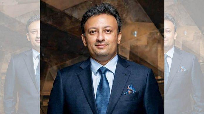 Dr Sharvil Patel, the managing director of Zydus Group | Photo by special arrangement