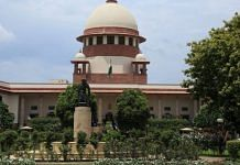 File photo of the Supreme Court of India | Manisha Mondal | ThePrint