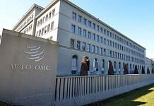 A file image of the WTO building in Geneva, Switzerland | Photo: Twitter/@WTO