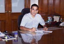 The Brihanmumbai Municipal Corporation (BMC) commissioner Iqbal Singh Chahal | ANI