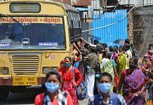 Chengalpattu has become Tamil Nadu's second worst affected district after Chennai | Photo: Suraj Singh Bisht/ThePrint