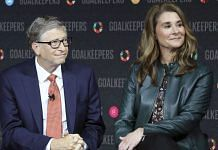 File photo of Bill Gates with his ex-wife Melinda Gates | Photographer: Ludovic Marin/AFP/Getty Images via Bloomberg