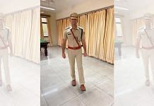 Firoz Alam, a constable in Delhi Police since 2011, has cleared his UPSC, and is set to become an ACP   Photo by special arrangement