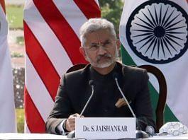 File photo of S Jaishankar | Photo: T. Narayan | Bloomberg