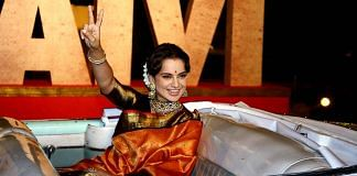 File photo of actress Kanagana Ranaut | ANI