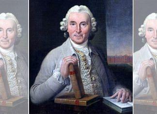 A portrait of James Lind. | Photo: Commons