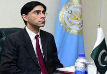 Pakistan's National Security Adviser Moeed Yusuf (file photo)   Twitter/@YusufMoeed