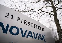 Signage outside the Novavax Inc. headquarters in Gaithersburg, Maryland, on 12 March, 2021 | Representational image | Al Drago | Bloomberg