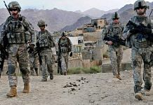 File photo of US soldiers in Afghanistan | Commons