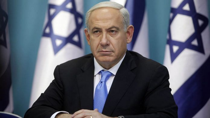 File photo of Benjamin Netanyahu Photographer | Lior Mizrahi/Getty Images via Bloomberg