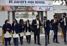 Students exiting exam hall | Representational image | ANI