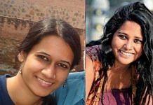 Pinjra Tod activists Devangana Kalita and Natasha Narwal