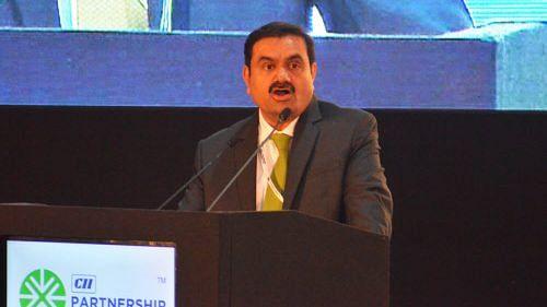 File photo of Gautam Adani | Twitter