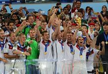 Germany had defeated Argentina 1-0 in extra time to win the 2014 World Cup | Wikimedia commons