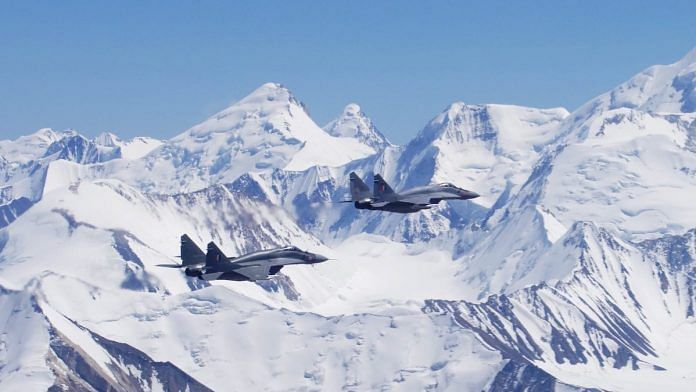 File photo   Indian Air Force   Facebook