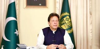 File photo of Pakistan PM Imran Khan | Facebook/ImranKhanOfficial