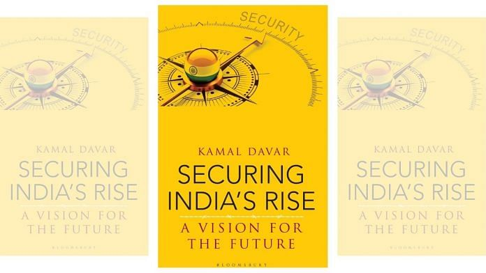 Lt Gen. Kamal Davar's 'Securing India's Rise: A Vision For The Future'