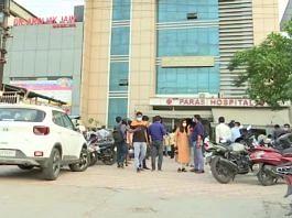 Shri Paras Hospital in Agra, Uttar Pradesh | ANI