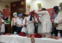 Several Sikh personalities from Punjab joined the BJP on 16 June 2021   Photo: punjab.bjp.org