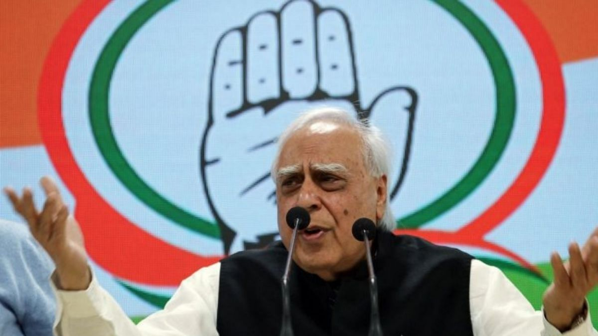 Congress needs widespread reforms to show it's viable BJP alternative, says Kapil Sibal