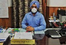 Greater Chennai Corporation (GCC) commissioner Gagandeep Singh Bedi took charge last month | Suraj Singh Bisht | ThePrint