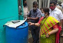 Mumbai Mayor Kishori Pednekar | Twitter/@KishoriPednekar