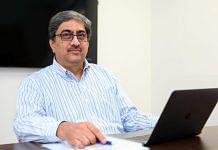 Gautam Bambawale, former Indian envoy to China | By special arrangement