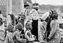 Coronation of George V in India, 1911 | Wikimedia Commons
