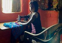 Rachna Kewat, 17, at home. The prospect of a cheap wedding and the fear of who will take care of the girl if they died of Covid, made her family attempt to marry her off last month   Nirmal Poddar   ThePrint