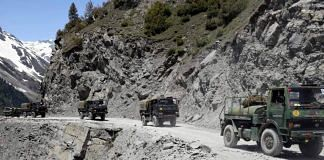 Representational image of the Indian Army in Ladakh   ANI File Photo
