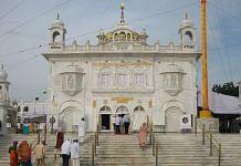 The Gurudwara Takht Shri Hazur Sahib in Maharashtra's Nanded district | Wikipedia Commons