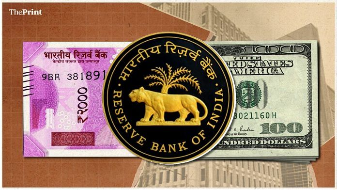 Why RBI's hoarding of forex reserves over currency concerns will be  counter-productive