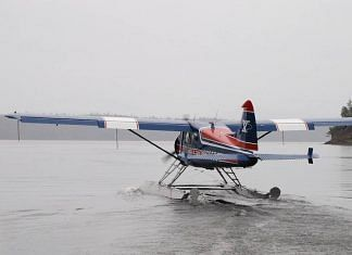 Representative image of a sea plane   Russell Crosby   Pixabay