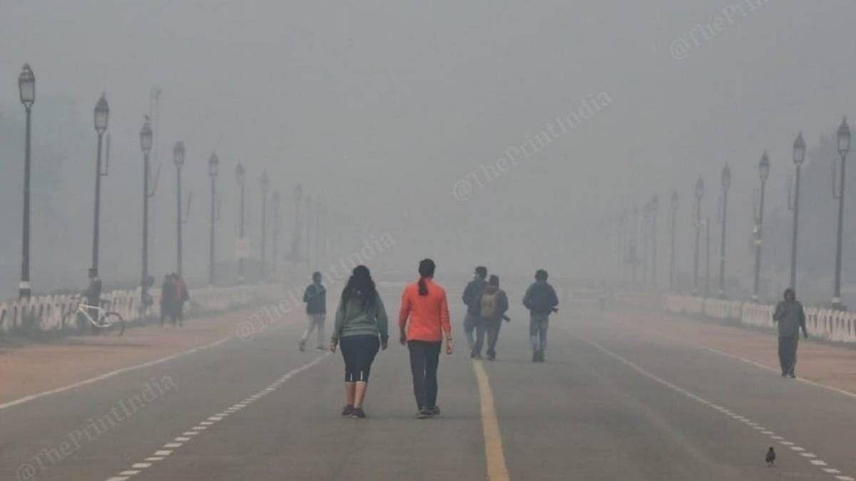 Delhi smog  Representative Image   Suraj Singh Bisht   ThePrint