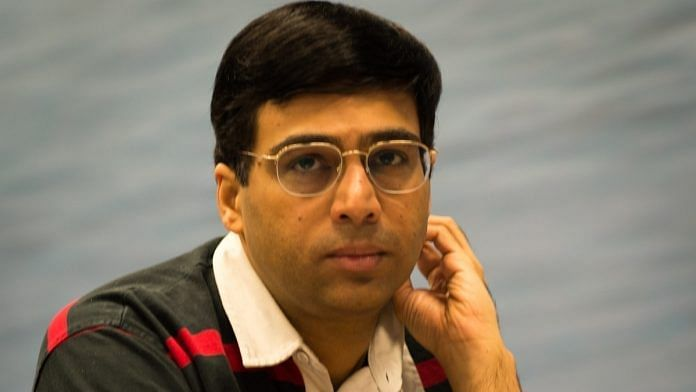 File photo of Viswanathan Anand | Photo: Flickr