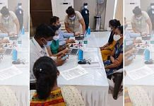 A vaccination camp organised by the housing society of Ashoka Towers in Mumbai's Parel | By special arrangement