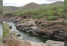 Cauvery river near Mekedatu | Commons