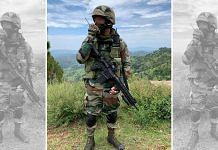An Indian soldier at LoC with the SiG 716 rifle   Snehesh Alex Philip   ThePrint