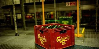 Carlsberg production in Fredericia, Denmark | Representational image | Bloomberg
