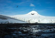 Representational image of ice caps on Greenwich Island, Antarctica | Photo: Isadora Romero | Bloomberg