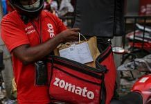 Zomato delivery | Representational Image | Bloomberg
