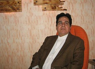 File photo of actor Dilip Kumar  Wikimedia commons