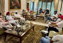 Punjab Congress MPs