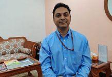 Chief Economic Advisor Krishnamurthy V. Subramanian | Photo: Reeti Agarwal/ThePrint