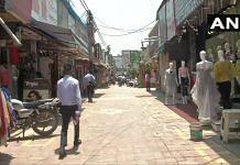 The Central Market in Lajpat Nagar | ANI file