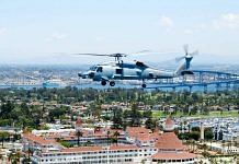 The Mh-60 Romeo chopper   Photo by special arrangement
